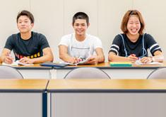 学生サポート体制 大学独自の奨学制度
